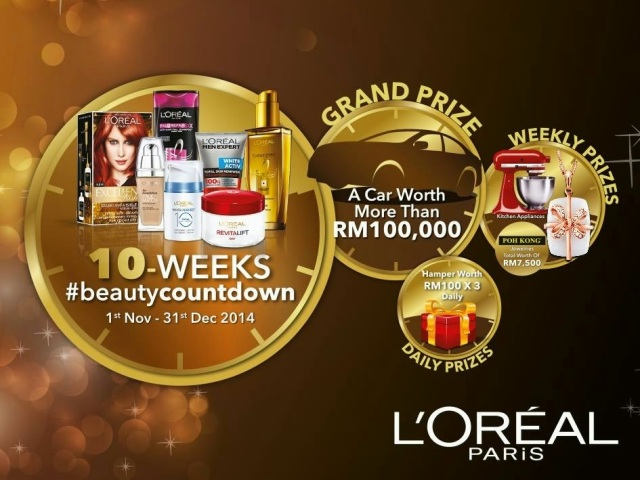 prizes-to-win-from-loreal-paris-contest-malaysia
