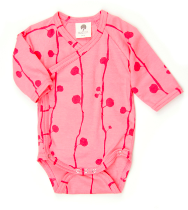 be-green-bebe-pink-baby-onesie