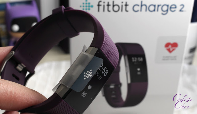 purple fitbit charge 2