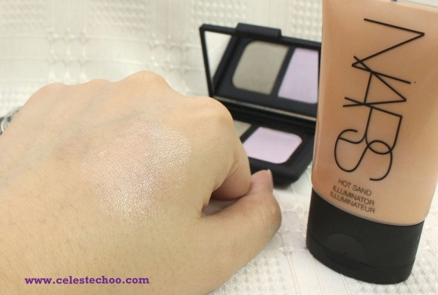 nars_hot_sand_peach_champagne_illuminator_makeup_summer_collection_2014