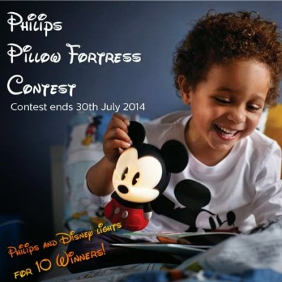 philips_pillow_fortress_facebook_contest