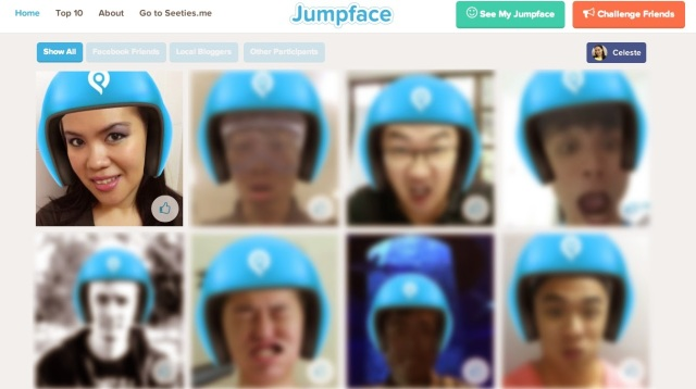 jumpface-selfie-photo-wall-contest