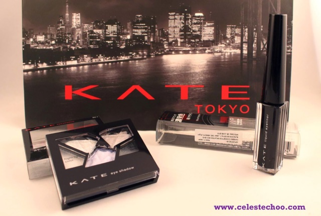 kanebo_kate_makeup_eyeshadow_eyeliner_smokey_eyes
