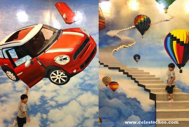 amazing-thailand-magic-eye-museum-hatyai-car