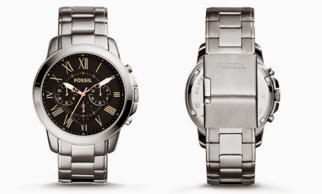 christmas-gift-ideas-fossil-stainless-steel-watch