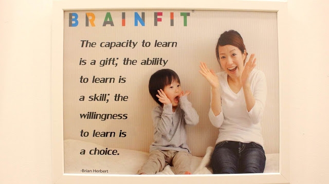 brian-herbert-quote-on-learning-mother-child-photo