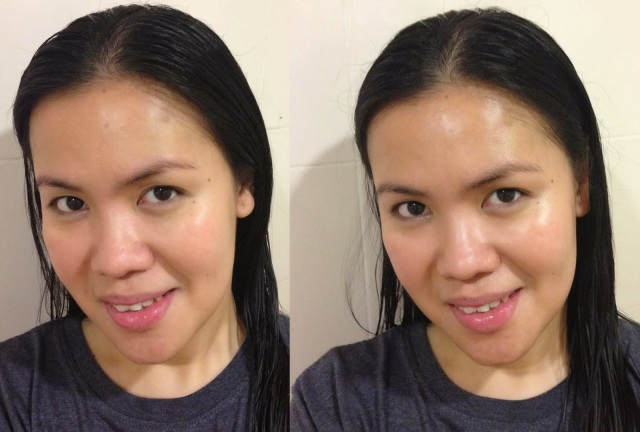 mario-badescu-skin-care-night-cream-before-after-application
