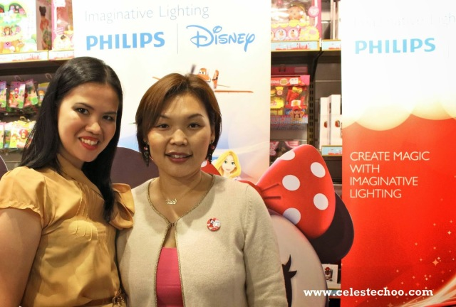 philips_disney_lighting_blogger_with_general_manager