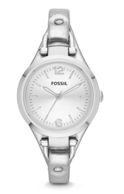 fossil-leather-metallic-silver-watch-price