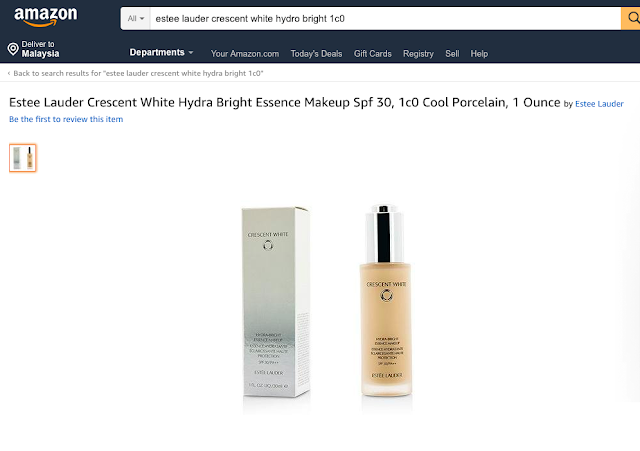amazon-estee-lauder-skincare-makeup-crescent-white-hydra-bright-essence-foundation