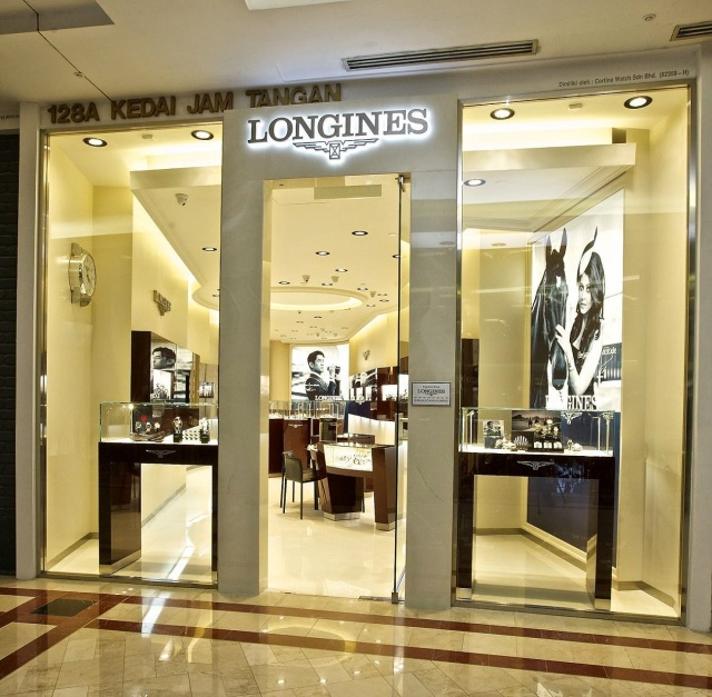 Longines_watch_boutique_suria_klcc_shopping