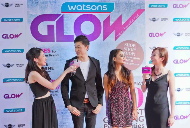 watsons-glow-50-top-personalities-red-carpet-event