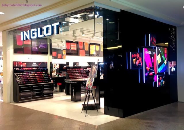 inglot cosmetics makeup beauty