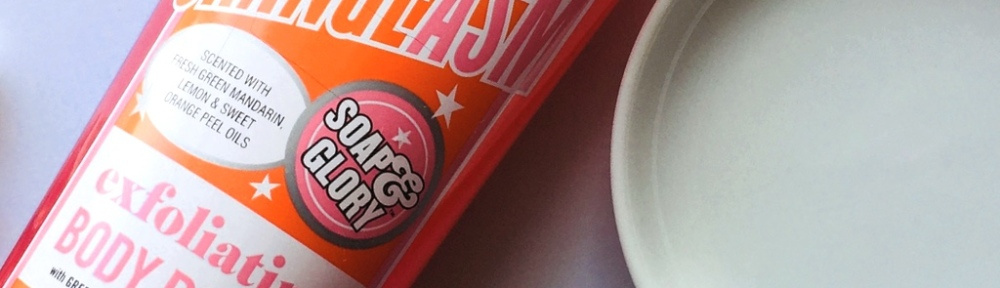 soap and glory body polish